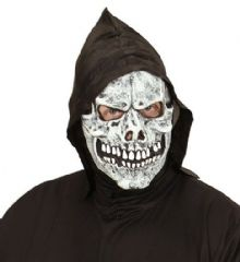 Hooded Skull Mask  (00838)